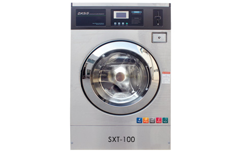 SXT-100全自动洗脱一体机_电加热
