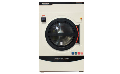 HG-1000洗衣房烘干机_电加热