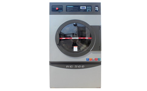 HG-500洗衣房用烘干机_电加热