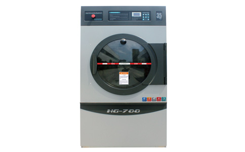 HG-700布草烘干机_电加热