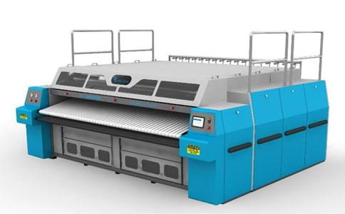 OC833槽式工业烫平机