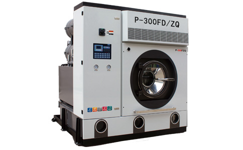 P7系列_P300FD/ZQ环保型干洗机