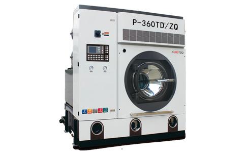 P9系列_P-360TD/ZQ四氯乙烯18kg干洗机设备