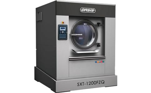倾斜式集成洗涤机械