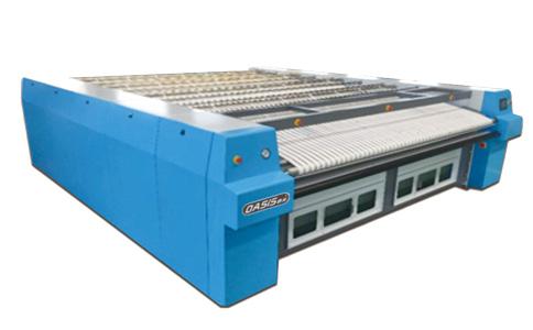 YP-3000IVZ工业烫平机_蒸汽加热