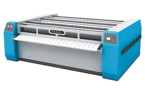 <strong>YP-3000VR床单被罩三米熨平机_燃气型</strong>